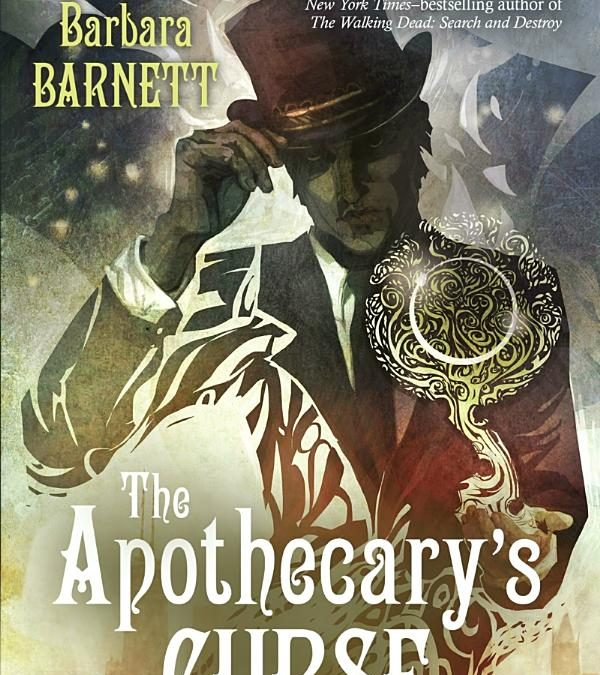 Conjuring Up THE APOTHECARY'S CURSE with Supernatural Novelist Barbara Barnett on After Hours AM/America's Most Haunted Radio Talking the ripping 2017 Bram Stoker Award nominee novel