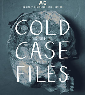 Exhuming A&E's COLD CASE FILES with Exec Producer Ari Mark on After Hours AM/The Criminal Code Radio New ep solves horrific small town Utah murder 20 years after the crime