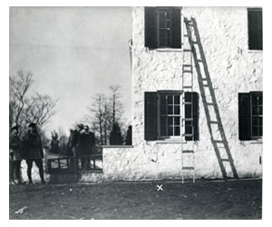 Lindbergh kidnapping ladder