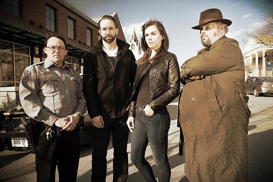 Nick Groff, Bill Hartley, Elizabeth Saint Talk GHOSTS OF SHEPHERDSTOWN on After Hours AM/America's Most Haunted Radio The spooky is spreading!