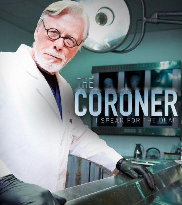 Examining Investigation Discovery's THE CORONER: I SPEAK FOR THE DEAD with Series Star Graham Hetrick on After Hours AM/The Criminal Code He helps dead men tell their tales and find justice