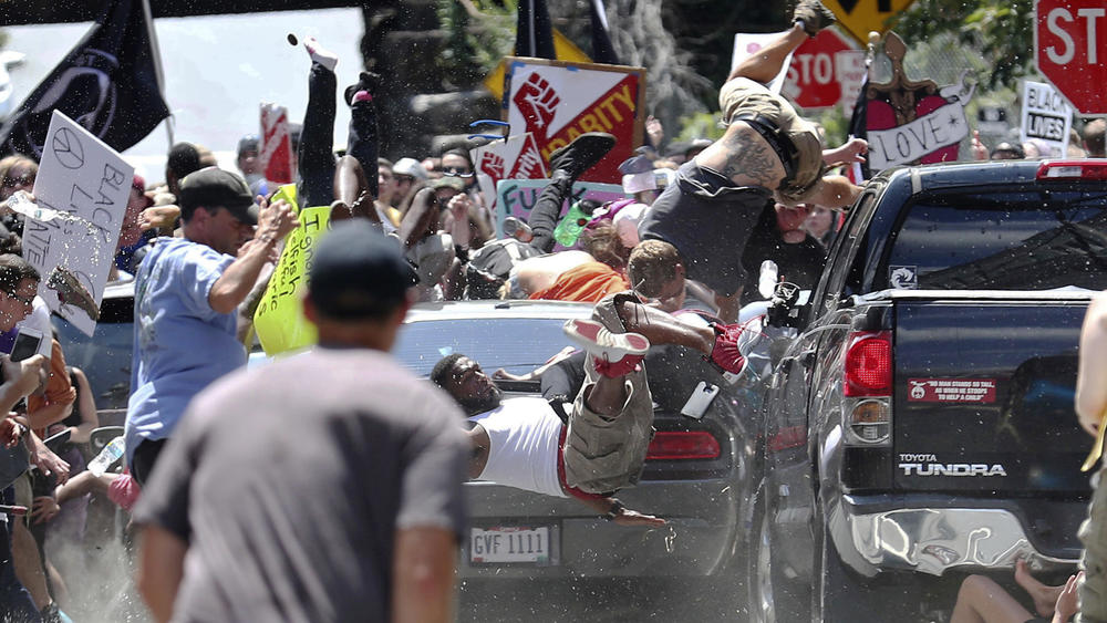 Examining the Monumental Events of Charlottesville with Journalist/Observer Jackson Landers on After Hours AM/The Criminal Code Also joined by Charlottesville radio news director Greg Petitt