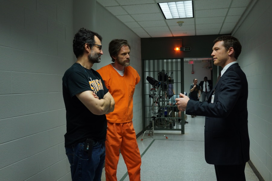 Greg Yaitanes - Paul Bettany - Sam Worthington - Manhunt Unabomber