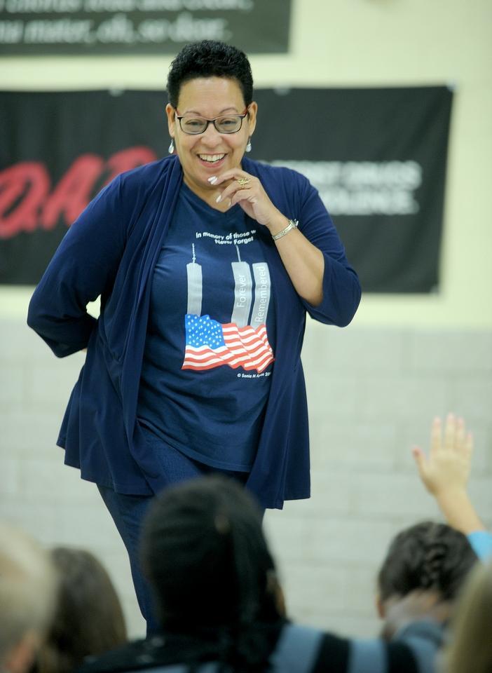 Jeanette Gutierrez 9/11 survivor