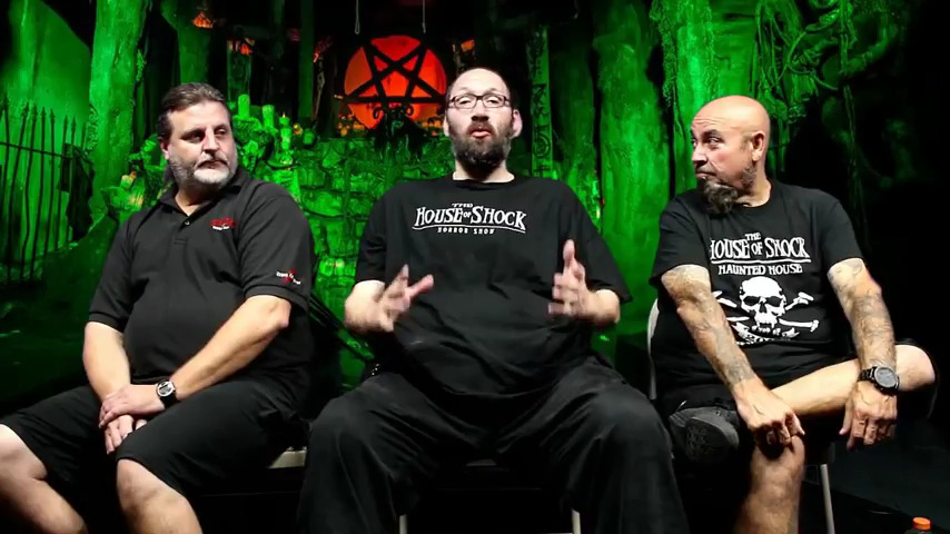 House of Shock founders