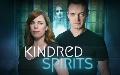 Delving Into TLC's KINDRED SPIRITS with Stars Amy Bruni and Adam Berry on After Hours AM/America's Most Haunted Radio Renowned pair enter S2 of kinder, gentler ghost hunting show