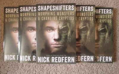 Talking SHAPESHIFTERS with Renowned Paranormal Author Nick Redfern on After Hours AM/America's Most Haunted Radio They're real, they're here, and they are not your friends