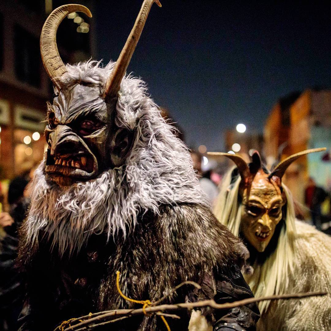 Krampus Los Angeles 2017 Tod Seelie
