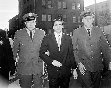 Albert DeSalvo accused Boston Strangler