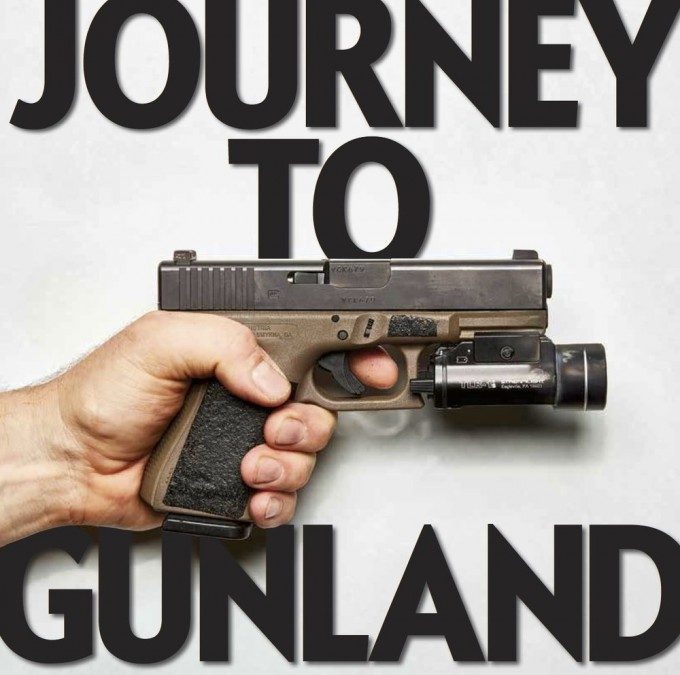 "Navigating American ""Gunland"" with Award Winning Journalist Melinda Wenner Moyer on After Hours AM/The Criminal Code There is no more feverishly contested issue in America than gun policy"