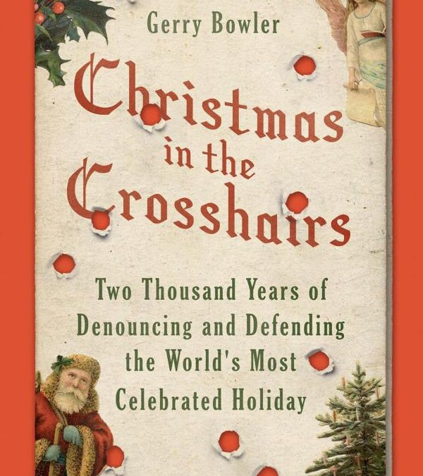 Celebrating the Weird History and Customs of Christmas with Yuletide Historian Gerry Bowler on After Hours AM/America's Most Haunted Radio The War on Christmas, the evolution of Santa Claus, and little men pooping in the manger