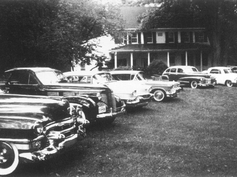 1957 Mafia meeting