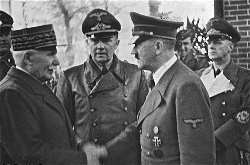 Vichy France govt