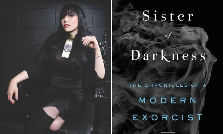 Talking with Secular Exorcist and SISTER OF DARKNESS Author R. H. Stavis on After Hours AM/America's Most Haunted Radio Screenwriter and horror novelist by day under the name of R. H. Stavis, she also battles the very real forces of evil