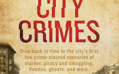 Reliving Notorious CRESCENT CITY CRIMES with Author Charles Cassady Jr. on After Hours AM/The Criminal Code Murder, mayhem, voodoo, ghosts, and the Axman