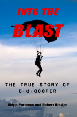 Has the D.B. Cooper Case FINALLY Been Solved? Talking with Author/Researcher Robert Blevins on After Hours AM/The Criminal Code His INTO THE BLAST... THE TRUE STORY OF D.B. COOPER has been optioned by a feature film company