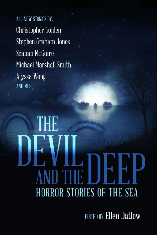 Paranormal Doubleheader with Legendary Horror Anthologist Ellen Datlow and Shadow People Authority Heidi Hollis on After Hours AM/America's Most Haunted Radio Ellen's latest is THE DEVIL AND THE DEEP oceanic horror collection, and Heidi is leading expert on Shadow People, Hat Men, UFOs and more