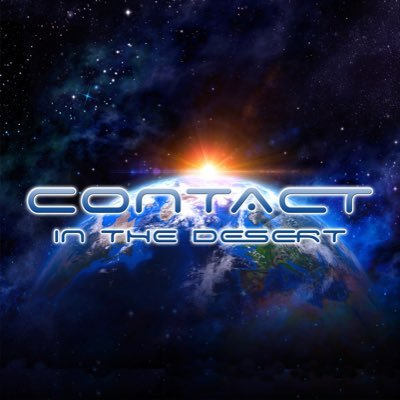 Contact in the Desert 2018 logo