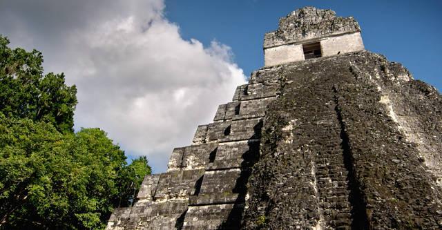 Sacred Sites Maya