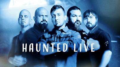 Talking Travel Channel's HAUNTED LIVE with Scott Porter and Mike Goncalves of TWC on After Hours AM/America's Most Haunted Radio You want to see ghost hunting live, raw, and unpredictable?