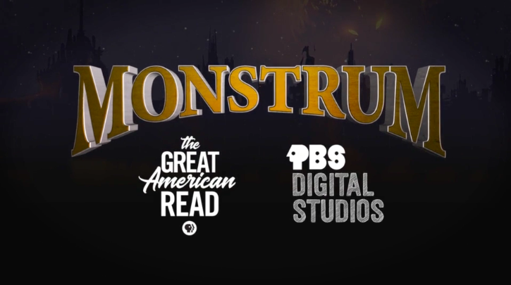 Talking PBS Digital Series MONSTRUM with Star and Monster Expert Dr. Emily Zarka on After Hours AM/America's Most Haunted Radio Dragons, Frankenstein, Vampires, Headless Horsemen and more, oh my!