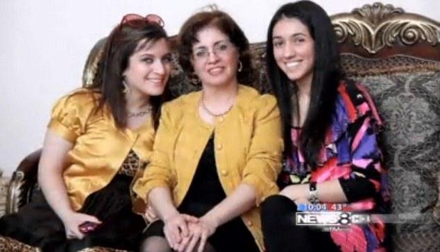 Yazdanpanah Family - Christmas Murders