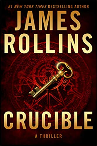 Exploring CRUCIBLE – Witches, Souls, and Adventure with Bestselling Novelist James Rollins on After Hours AM/America's Most Haunted Radio Mind-blowing speculative thriller from a master
