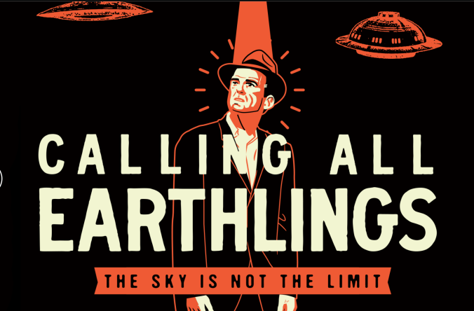 Talking Aliens and Madmen in the Desert with CALLING ALL EARTHLINGS Filmmaker Jonathan Berman on After Hours AM/America's Most Haunted Radio The true story of Howard Hughes, the Postwar avant-garde, and a mad genius named George Van Tassel who took off from the California desert in a flying saucer
