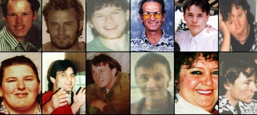 Snowtown Seven Murder victims