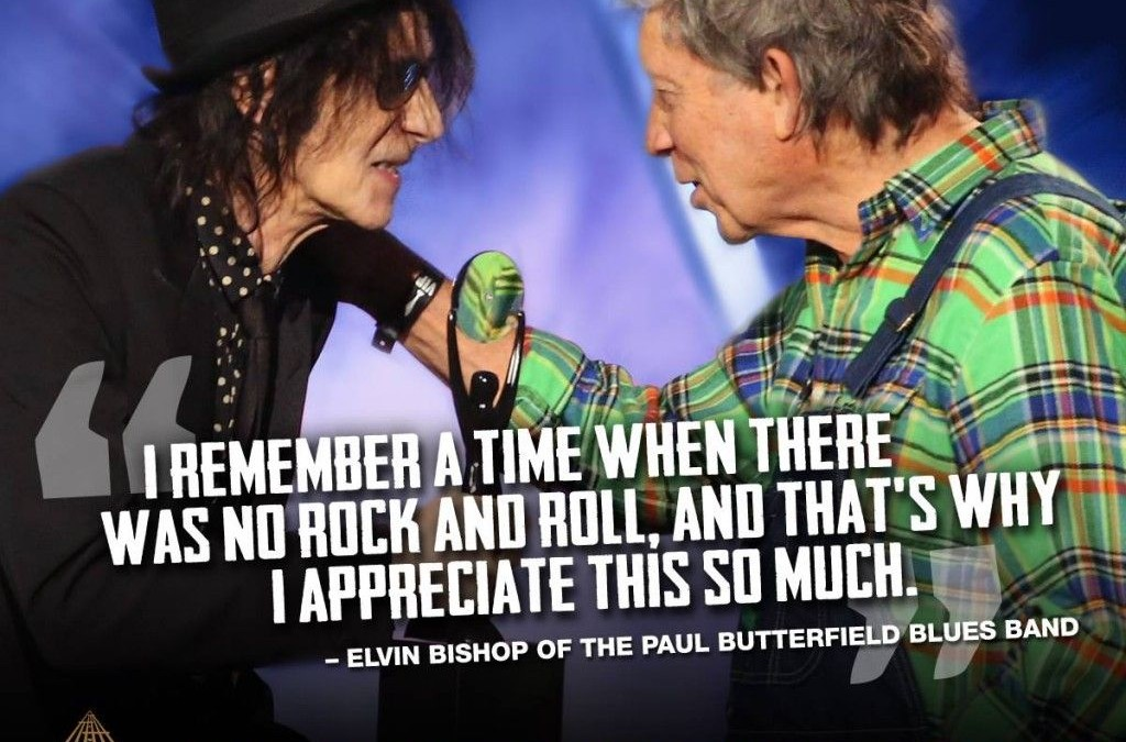 AFTER HOURS AM STORYTELLERS Enters the Rock and Roll Hall of Fame with Elvin Bishop, Talks Alligator Records Blues Alligator Records Founder Bruce Iglauer and Blues Fireball Selwyn Birchwood join Bishop