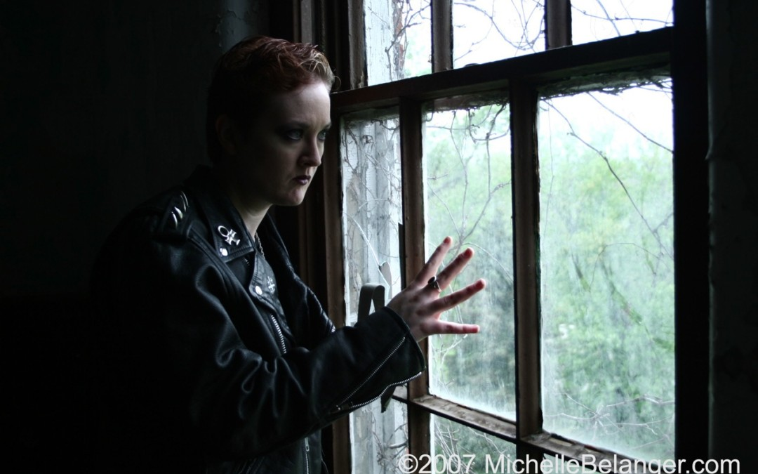 Occult Expert Michelle Belanger Headlines Spring Para-Ex at LCHC What's Haunting the Old Lake County Poor House?