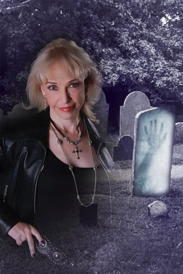 Rosemary E. Guiley | Paranormal Investigator Teaches About Dark Forces