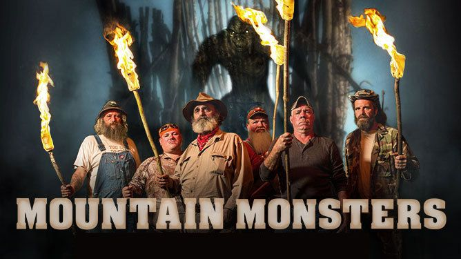AMHRadio Talks Destination America's MOUNTAIN MONSTERS with Trapper John Tice