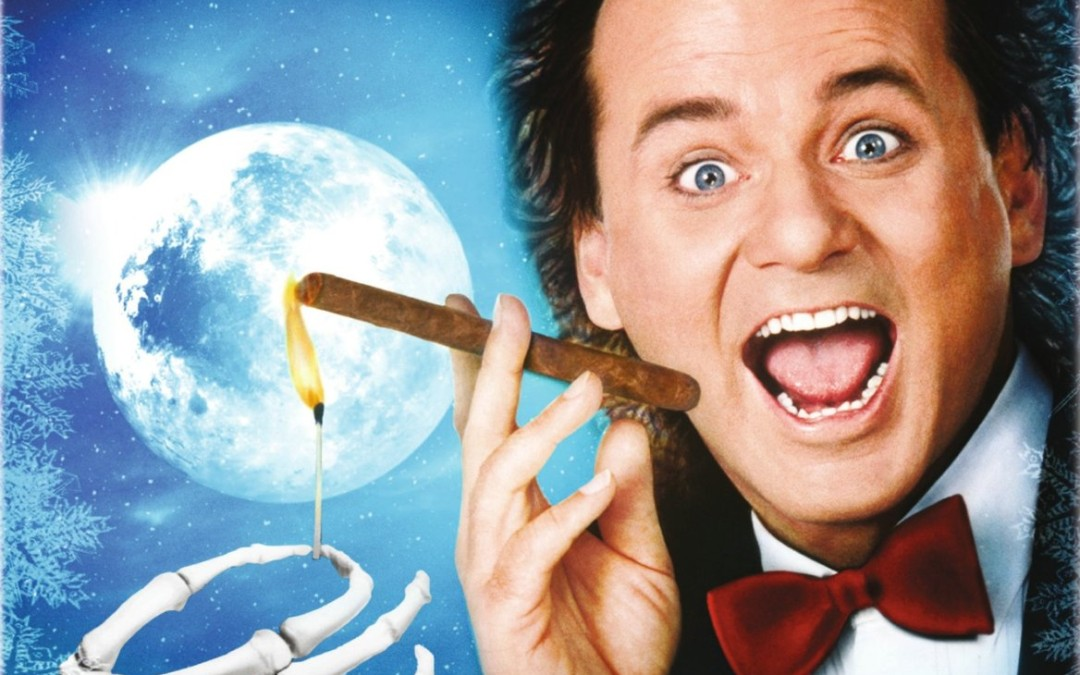 SCROOGED Should Be On Your Christmas Horror List Dark humor classic kicks off season