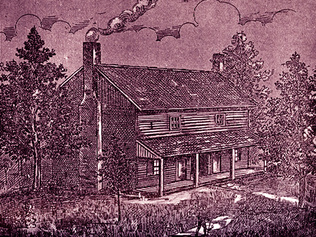 The Bell Witch: An All-American Haunting In 1804, John Bell settled down for a quiet life in the country...until a sinister presence invaded his home and wreaked havoc on his family