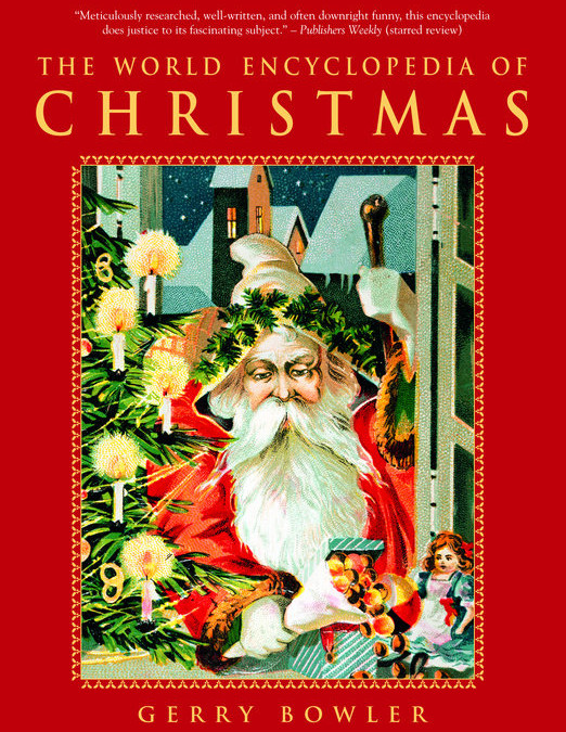 Talking Weird Christmas Customs with Gerry Bowler on After Hours AM/America's Most Haunted Radio Author of classic THE WORLD ENCYCLOPEDIA OF CHRISTMAS