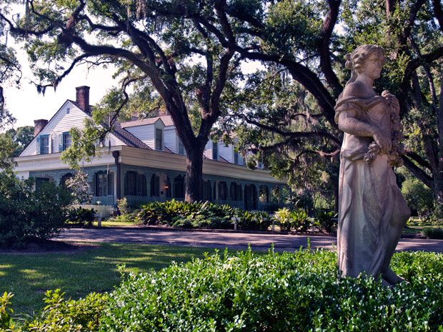 The Myrtles Plantation: Who's the Ghost Girl in the Window? 18th century rural Louisiana estate haunted by the ghosts of the past