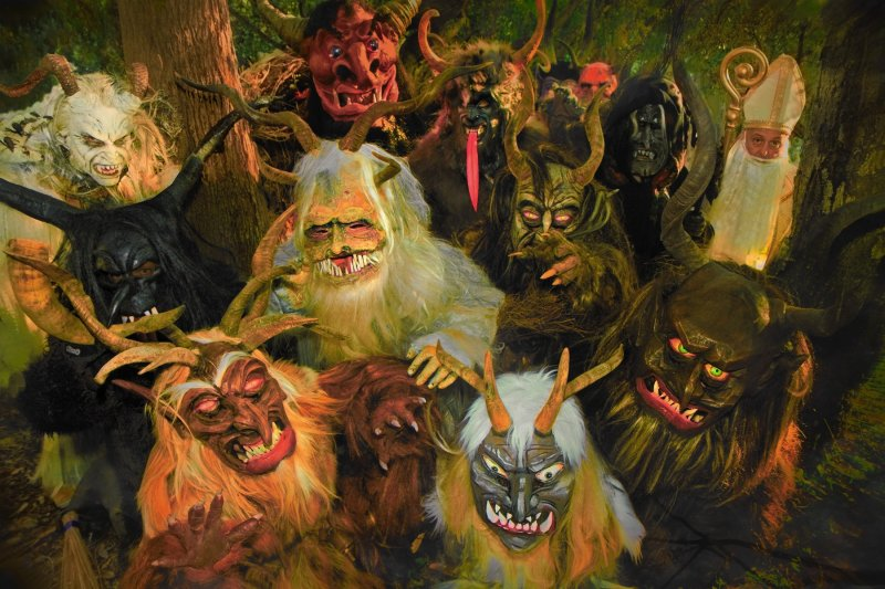 Weird Christmas – Krampus The rise of the Anti-Claus