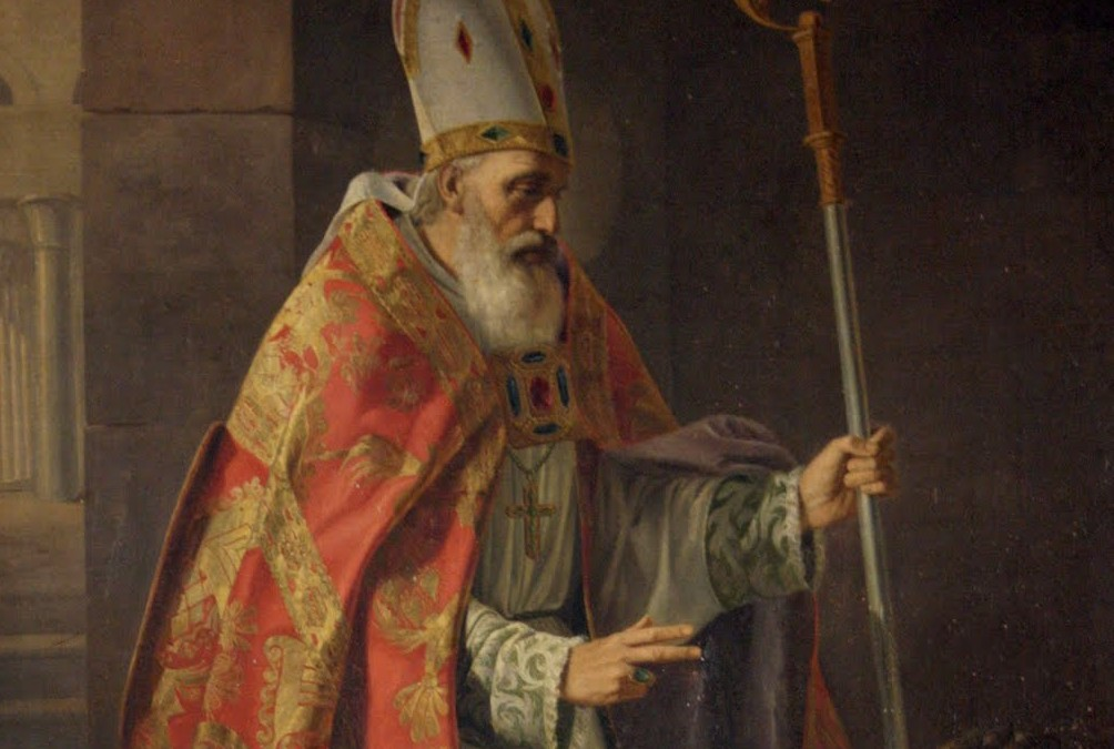Weird Christmas – The Macabre Adventures of St. Nicholas The man lived an eventful life