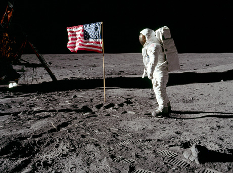 Moon Landing Conspiracy Theory Killed Again This time by math
