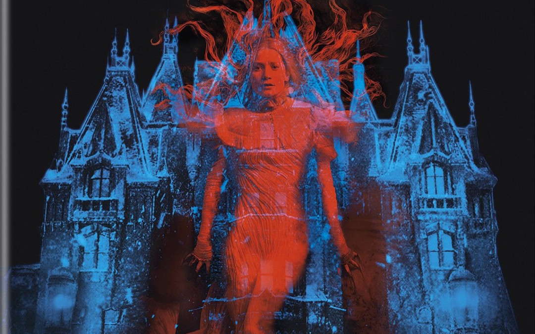 CRIMSON PEAK Finds New Home On Home Video Guillermo del Toro fans can embrace Allerdale Hall in all its HD splendor in Blu-ray/DVD/Digital HD combo pack