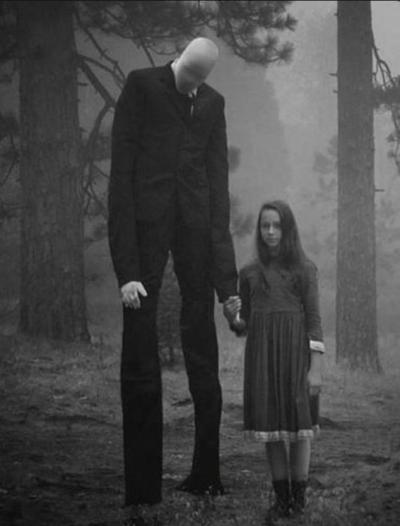 Slenderman Secret – The Image Behind the Stabbings Journey from meme to the real world