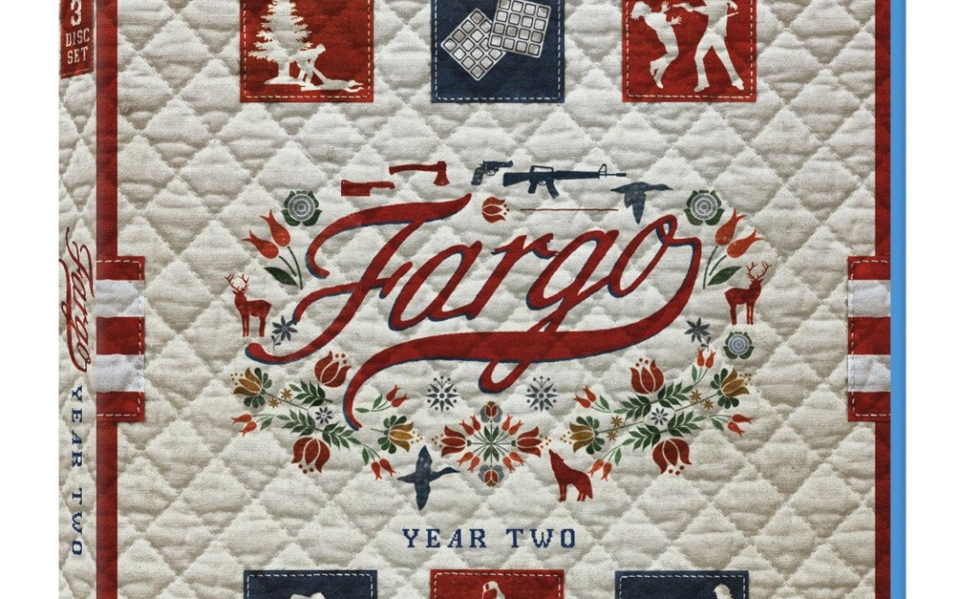 FARGO YEAR TWO on Blu-ray Minnesota accents, oodles of charm, stellar cast, hilarious mayhem