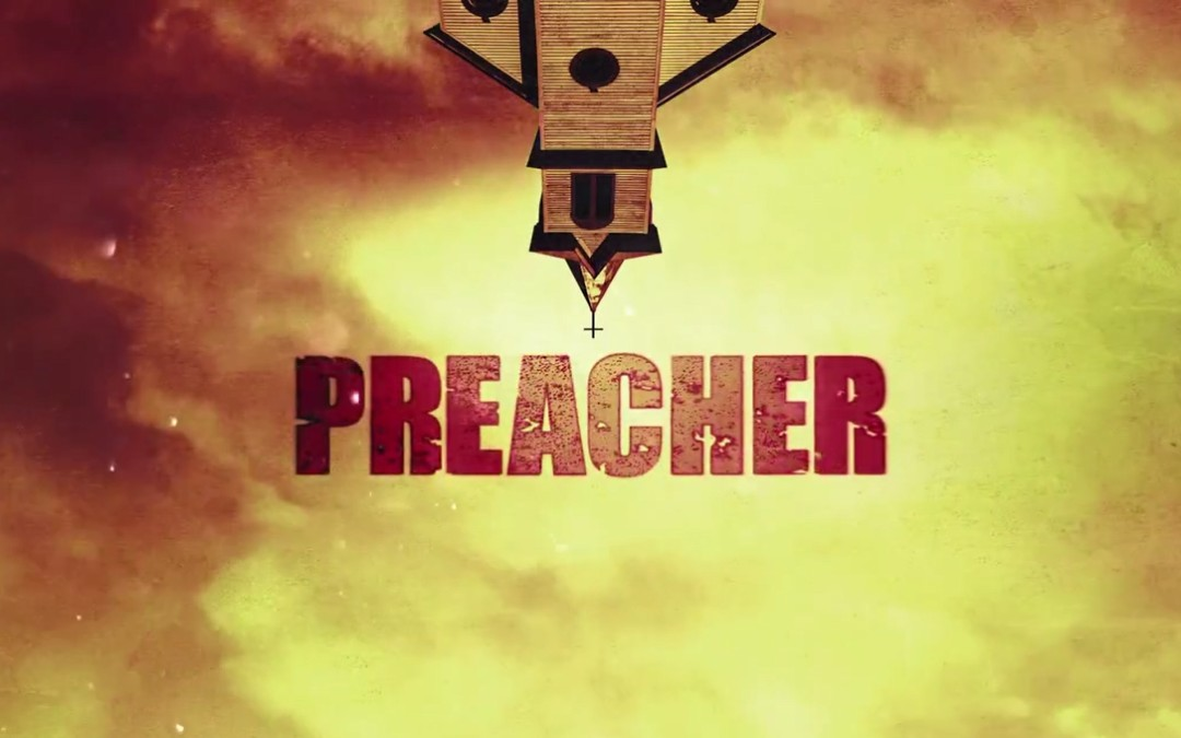 AMC's PREACHER Pilot Debuts at SXSW Creatures from space, heaven, hell, and places yet to be determined.