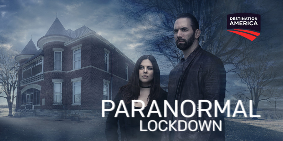 Nick Groff and Katrina Weidman Preview PARANORMAL LOCKDOWN on After Hours AM/America's Most Haunted Radio Stars stretch the limits of paranormal investigation on new Destination America show