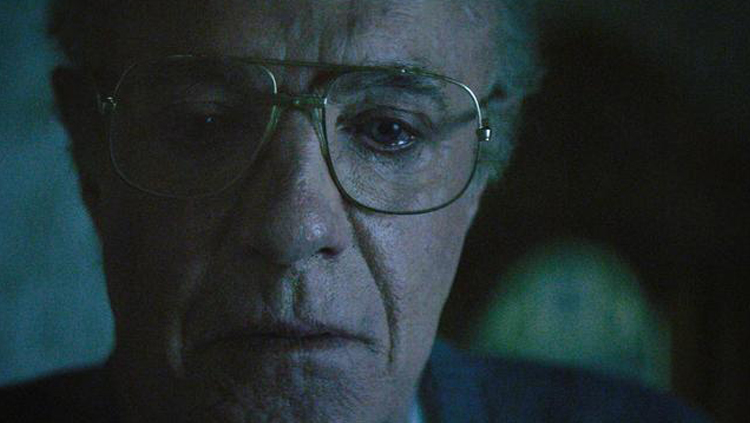 The Haunting of James Caan in THE WAITING Exploring human depravity, weakness, and pain at SXSW