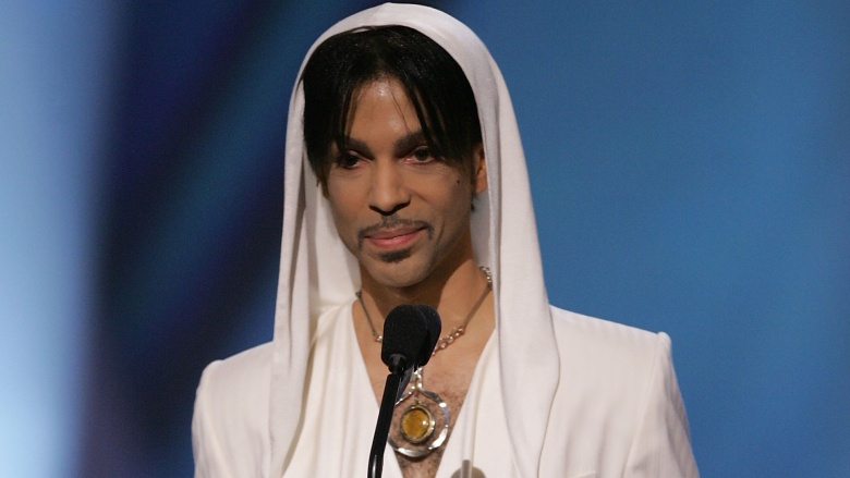 Prince – Touched by an Angel, Dreaming with the Dead Prince never seemed quite of this Earth