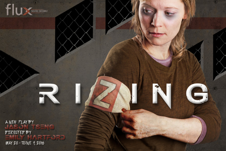 Zombies Take to the Stage in RIZING by Jason Tseng World premiere presented by Flux Theater Ensemble at Access Theater in NYC