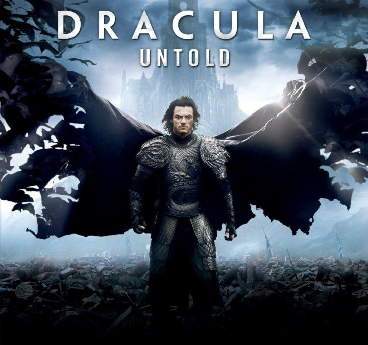 DRACULA UNTOLD Presents Most Interesting Version of The Count Since VAN HELSING Luke Evans portrays monster-as-hero