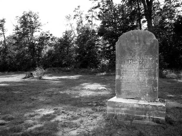 Was Michigan Town Pere Cheney Wiped Out by a Witch's Curse? Supernatural cause to catastrophic epidemics?
